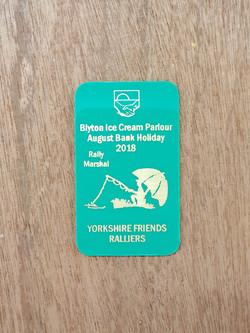 Yorkshire Friends Shape E