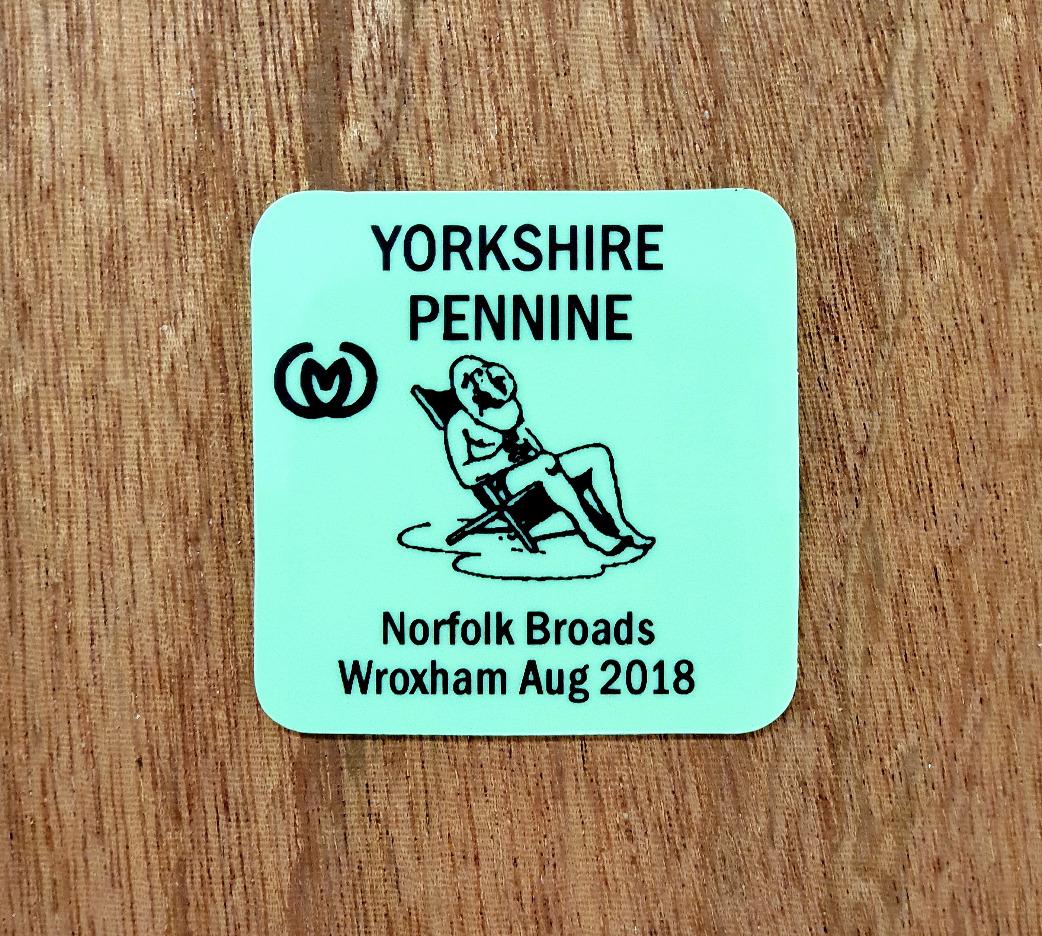 Yorkshire Penninie Shape C