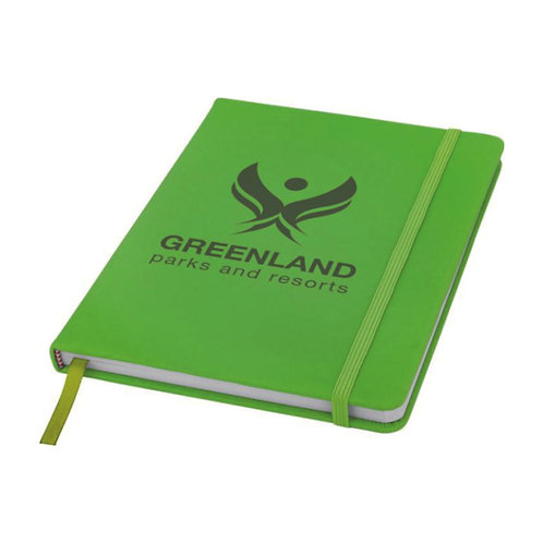 A5 Hardback Promotional Notepad - Prices Inc VAT