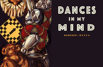 Dances In My Mind CD