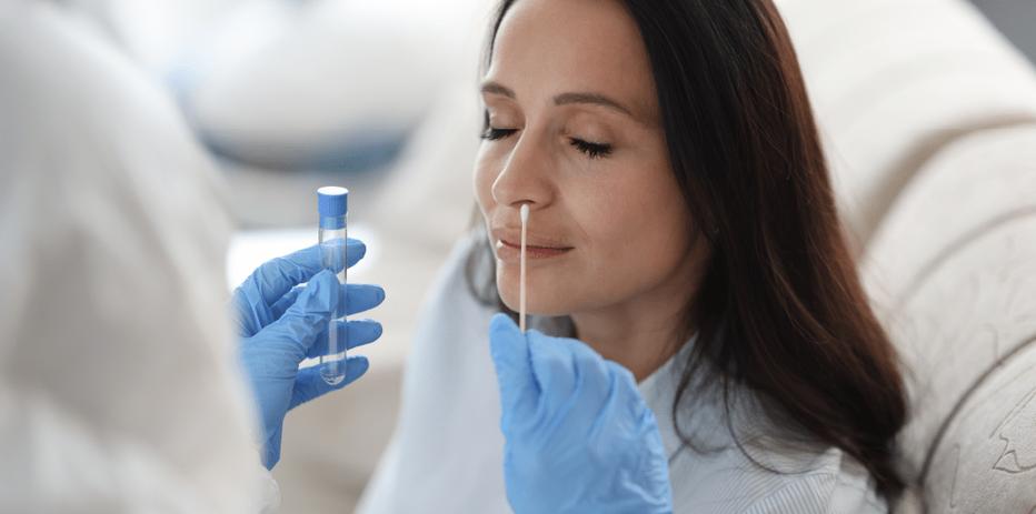 PCR a Domicilio: $49.990