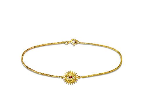 Vergina Sun Bracelet