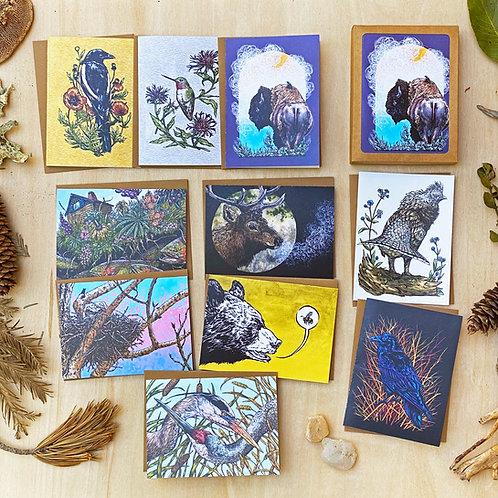 Rockies: Greeting Card Set