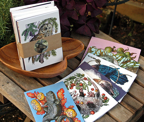Greeting Cards: 10-Pack