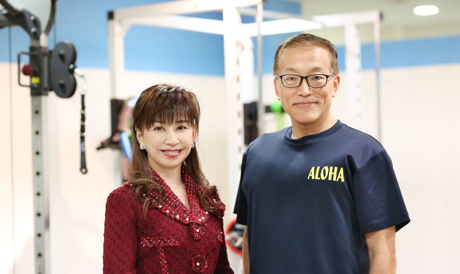 イメージキャラクター大場久美子さん