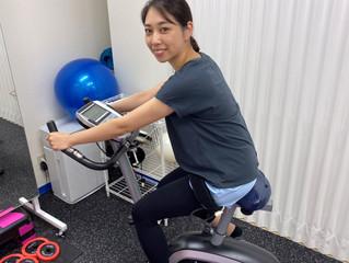 加圧トレーニング+有酸素運動