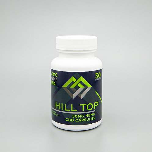 1500 mg Isolate Capsules (50mg)