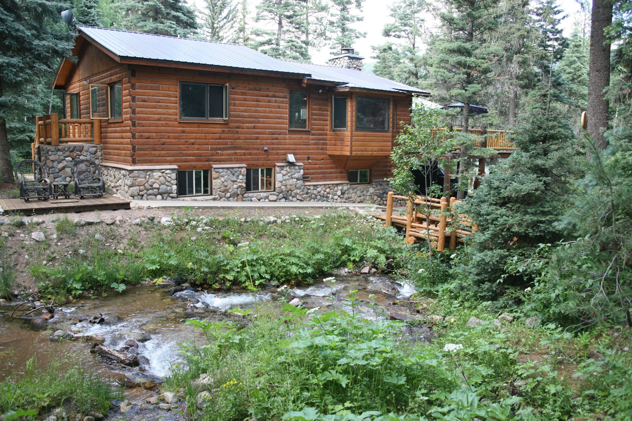Natural High vacation home