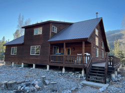 River Song vacation home