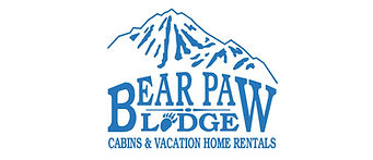 BearPaw Lodge Cabins and Vacation Home Rentals logo