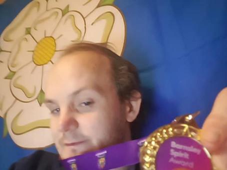 Barnsley Spirit Award