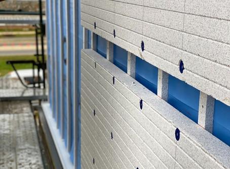 Polystyrene Wall Cladding