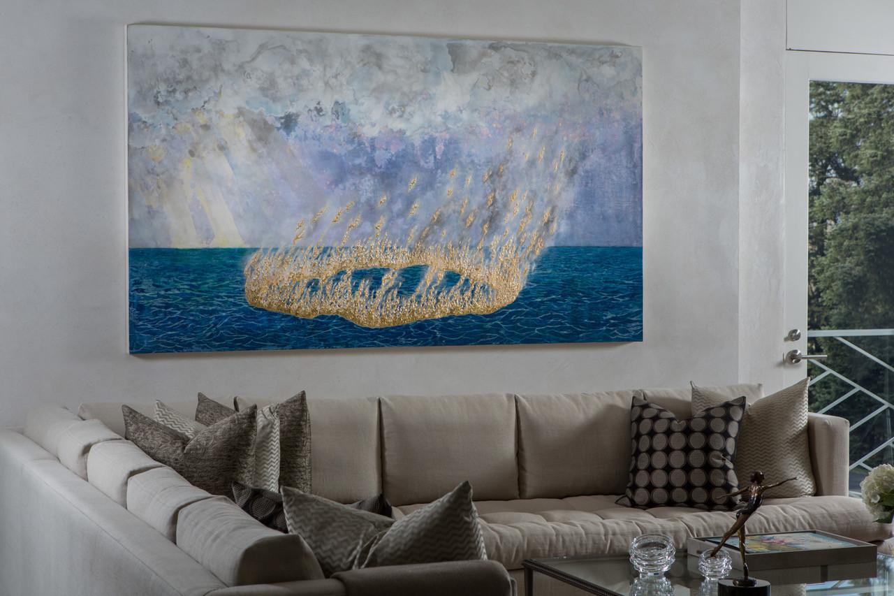 Leviathan IX (2015-16), Installation View