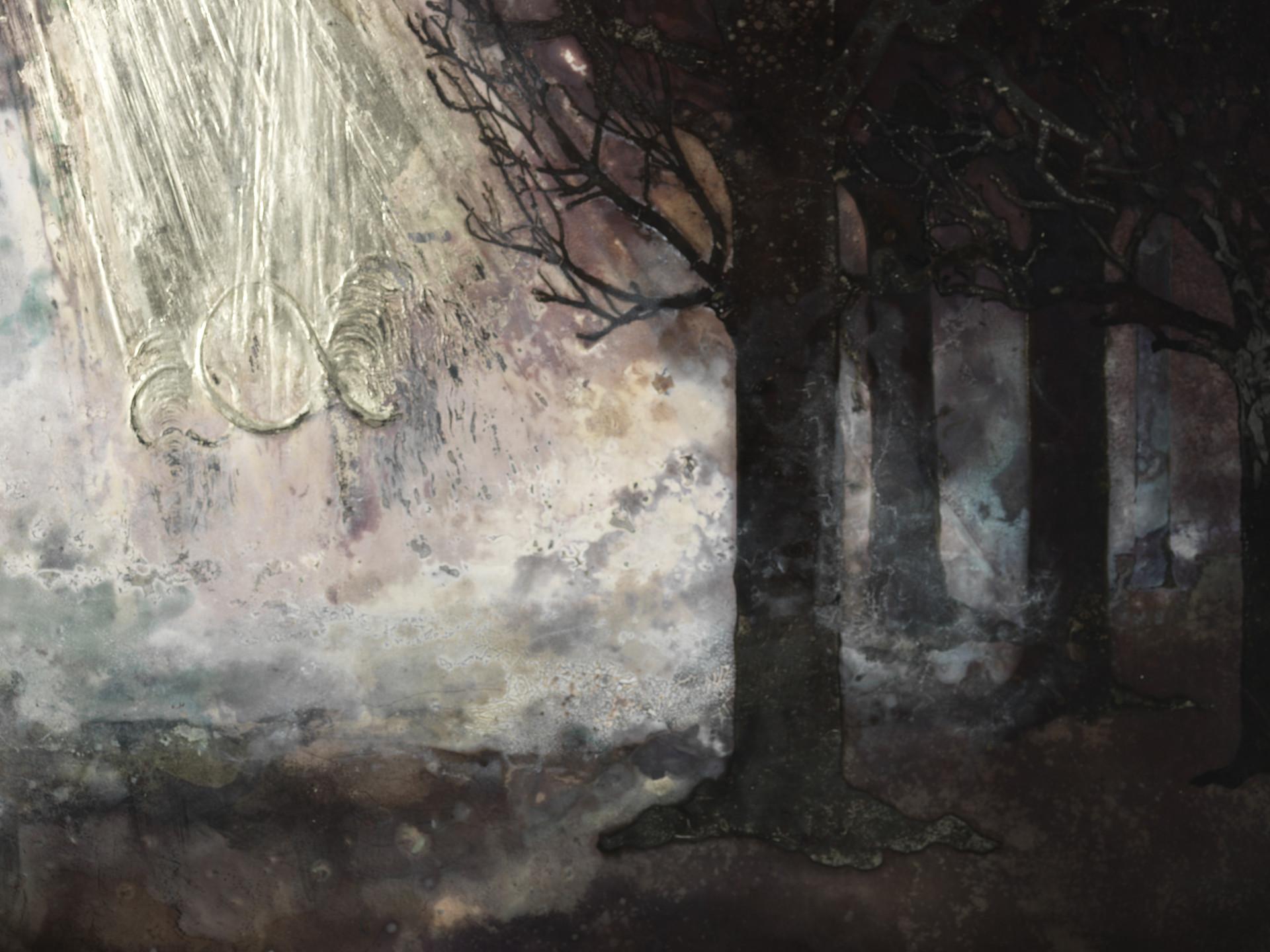 The Ambassadors (2013). Detail.