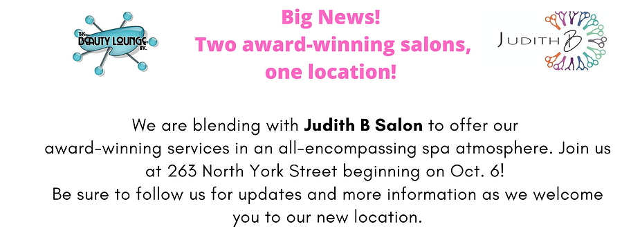 Big news from The Beauty Lounge! We are