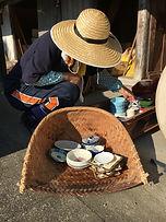 古民家 古食器 古陶器