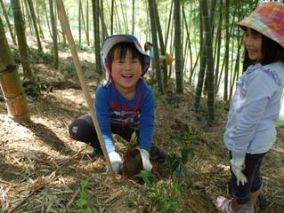 春の里山はオトナもコドモも楽しいー!!遊びのパラダイス!!
