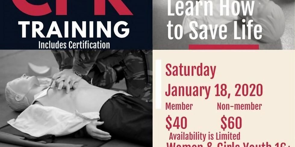 First Aid CPR Training Includes Certificates