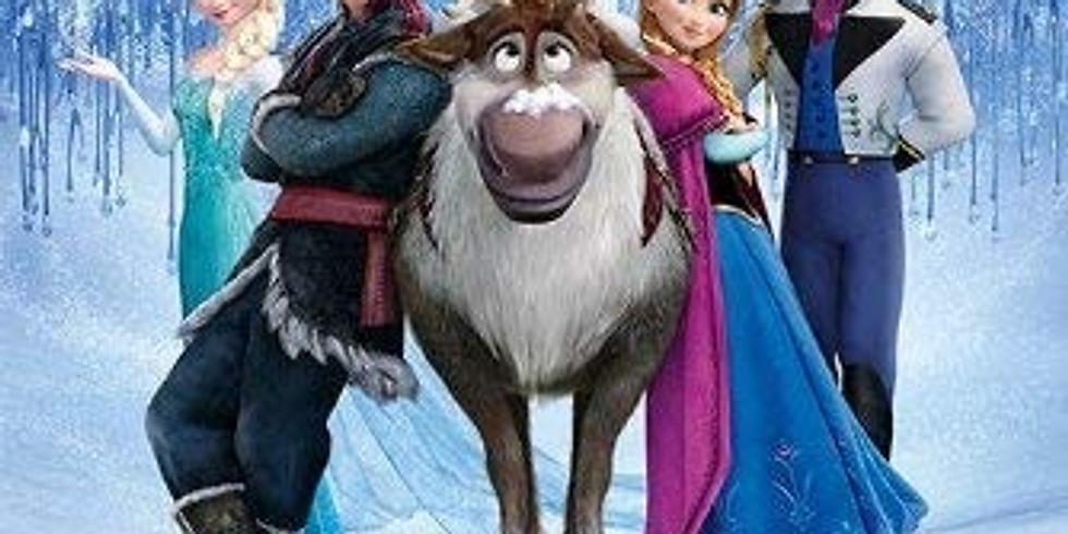 Pajama Movie Night (Frozen) December 25th