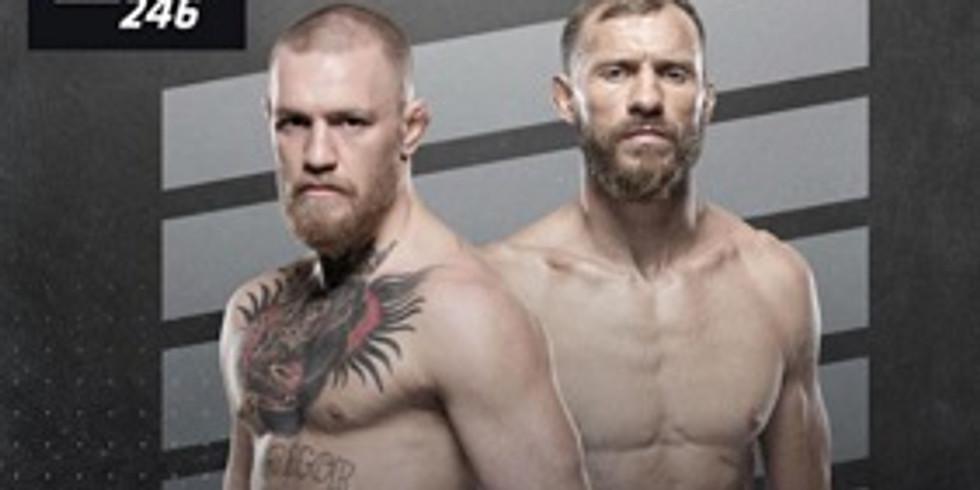 UFC 246 Fight Night