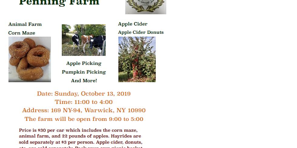 Penning Farm Apple Picking