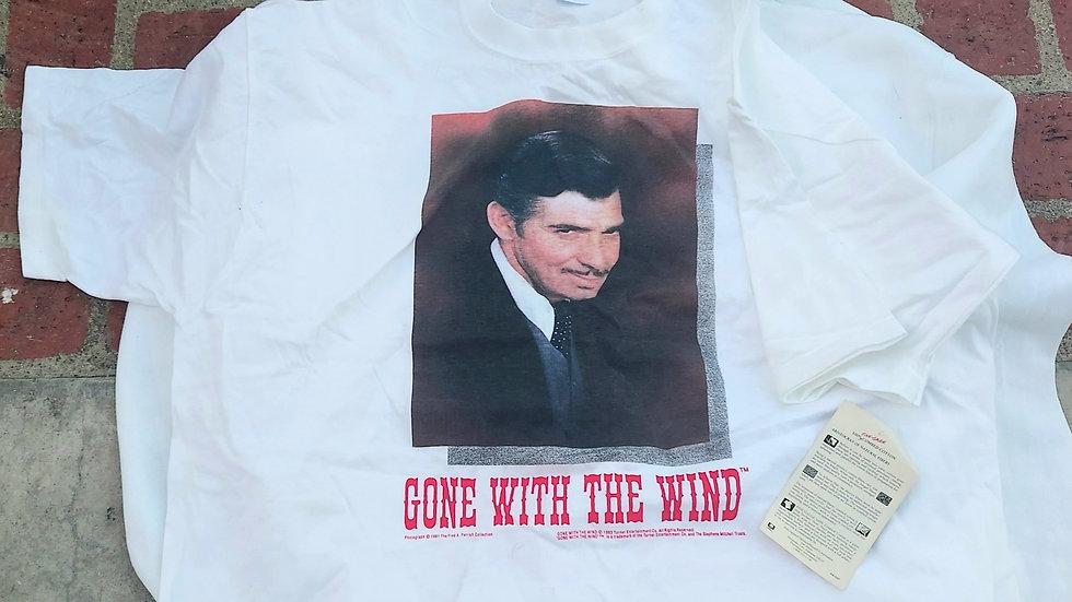 Gone With The Wind T-shirt (Rhett Butler) - NEW