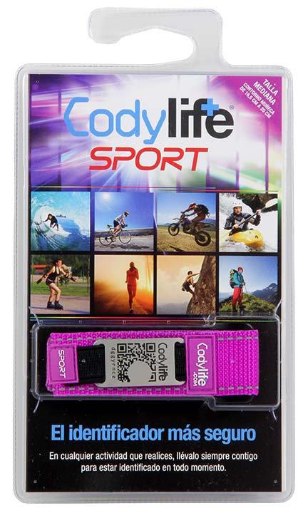 Codylife Sport Mediana Violeta