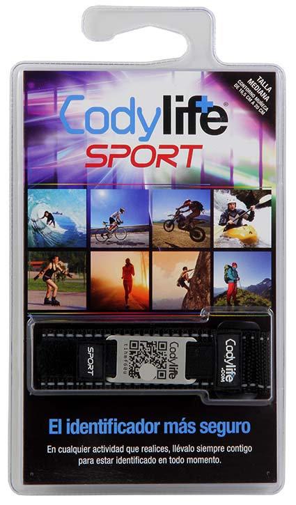 Codylife Sport Mediana Negro