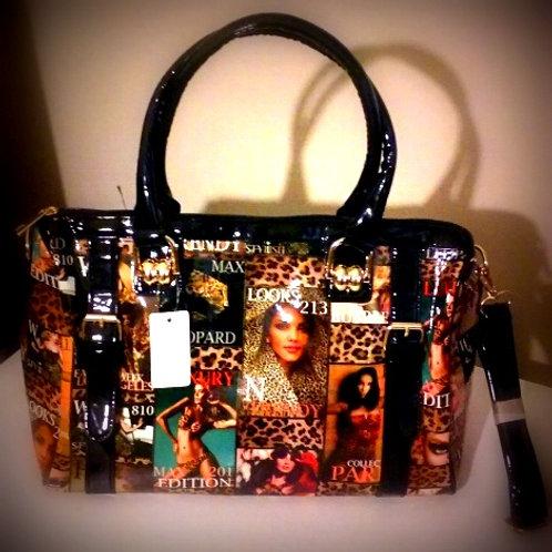 Women's Handbag Bronze