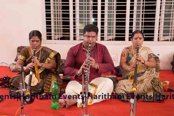 Nadaswaram Artists