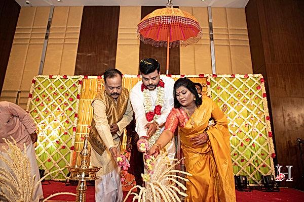 Malayali groom