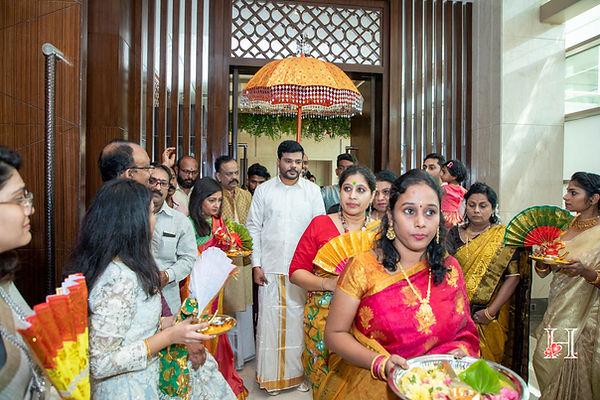Malayali wedding