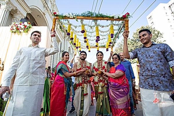 Floral Carpet for Bride entry.jpg