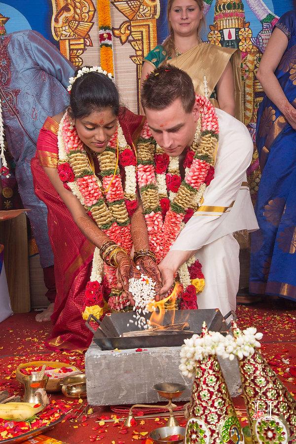 inter faith wedding