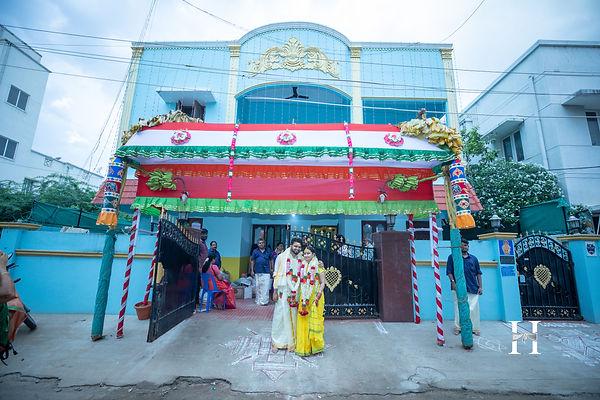 mudaliyar wedding