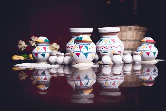 Ritual Aids for a Tamizh wedding
