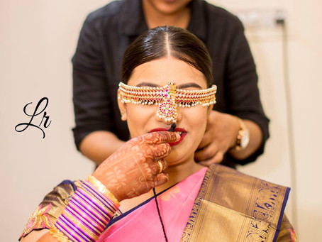 Bridal Make up : Indian Weddings
