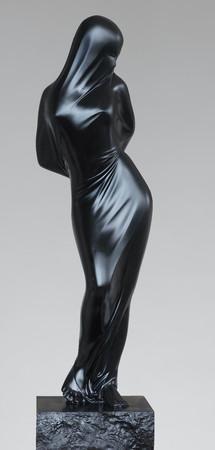 Woman in Veil