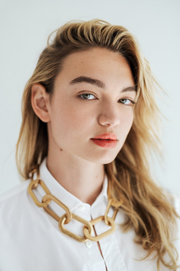 Camille Opp, fashion makeup nyc