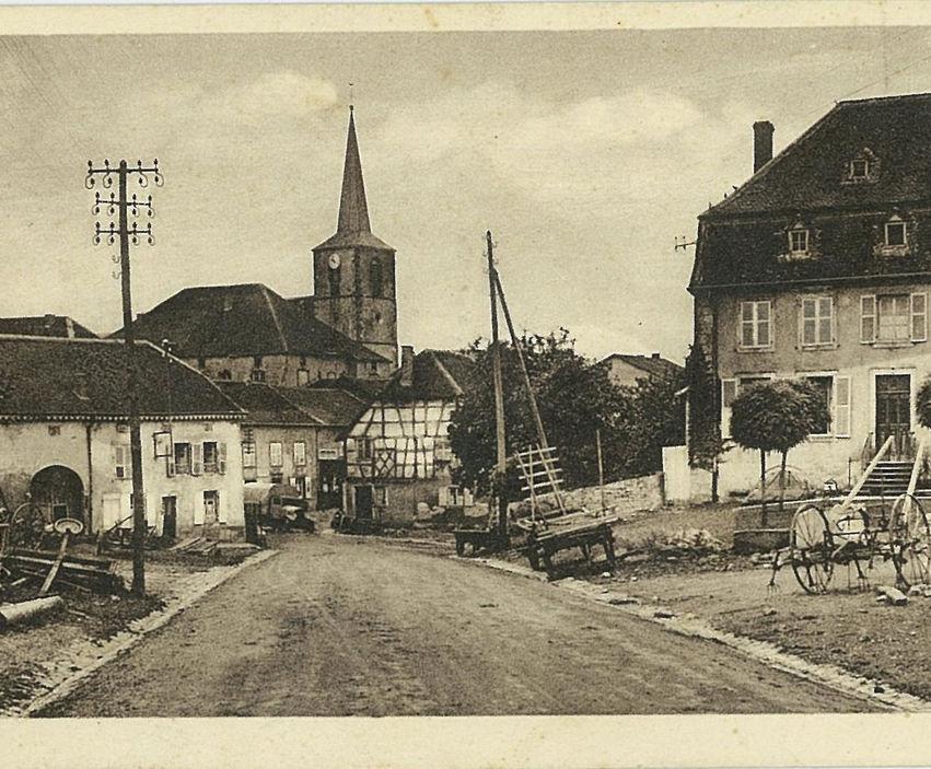Rue d'Insming
