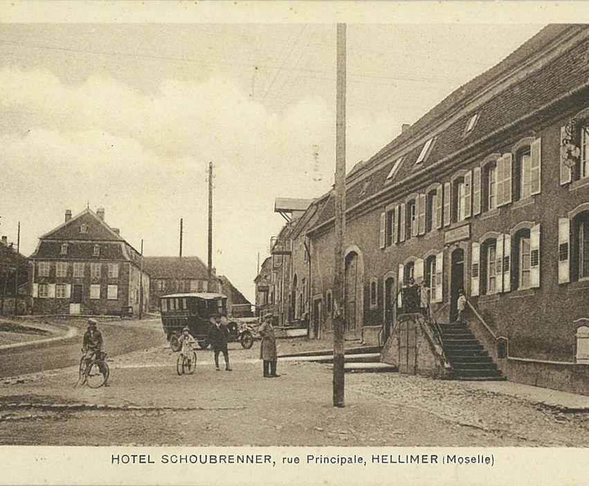 Vue rue nationale