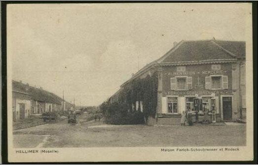 Rue du Rodeck