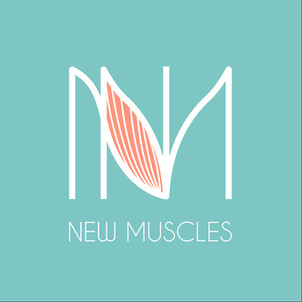 New Muscles Identity Design