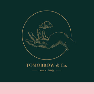 TOMORROW&Co. Identity Design