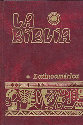 Biblia grande con index