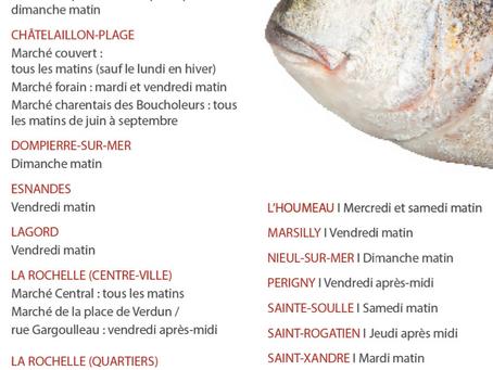 Les Marchés de La Rochelle
