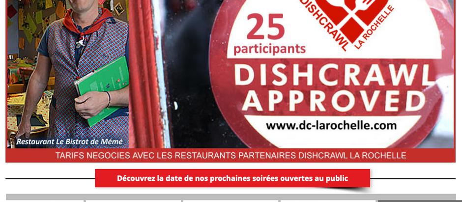 Les soirées Dishcrwal débarquent sur La Rochelle !