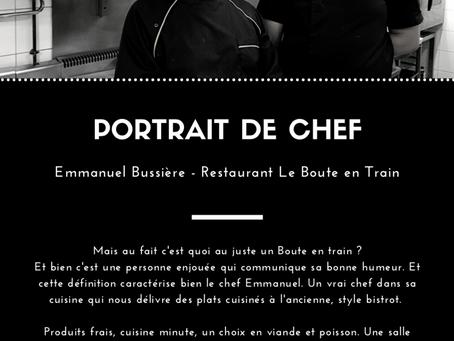 Emmanuel Bussière, Le Boute en Train