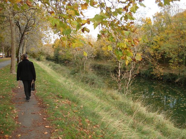 Le canal de Rompsay