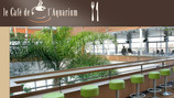 Café de l'Aquarium - La Rochelle